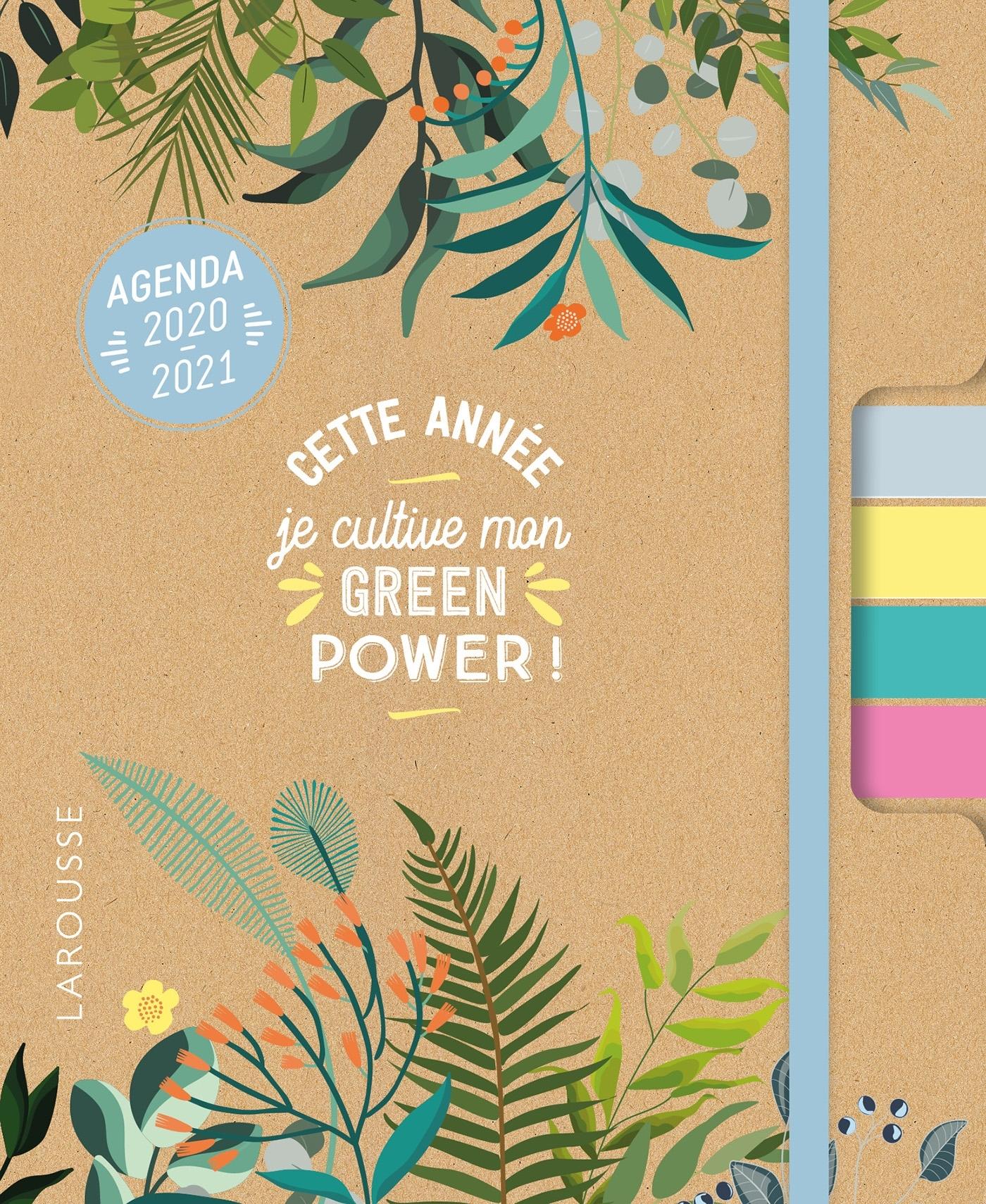 GREEN AGENDA 2020-2021