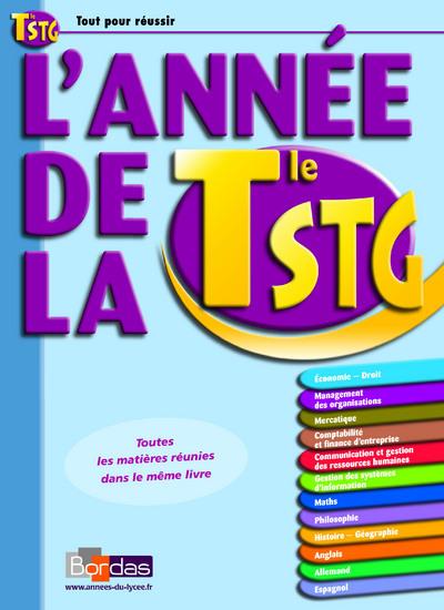 ANNEE DE LA TERM STG