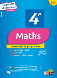 COMPRENDRE ENTRAINER MATHS 4E