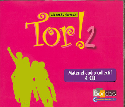 TOR ! ALLEMAND COLLEGE 2EME ANNEE 2008 CDS AUDIO COLLECTIF