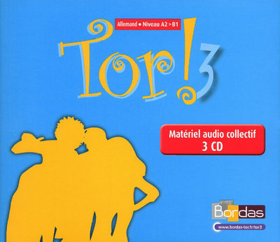 TOR ! ALLEMAND COLLEGE 3EME ANNEE 2009 CDS AUDIO COLLECTIF