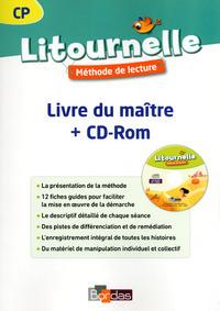 LITOURNELLE METHODE DE LECTURE CP 2014 LIVRE DU MAITRE + CD-ROM