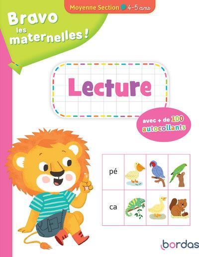 BRAVO LES MATERNELLES ! - LECTURE MOYENNE SECTION