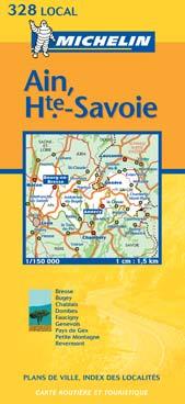 CD 328 AIN/HAUTE-SAVOIE