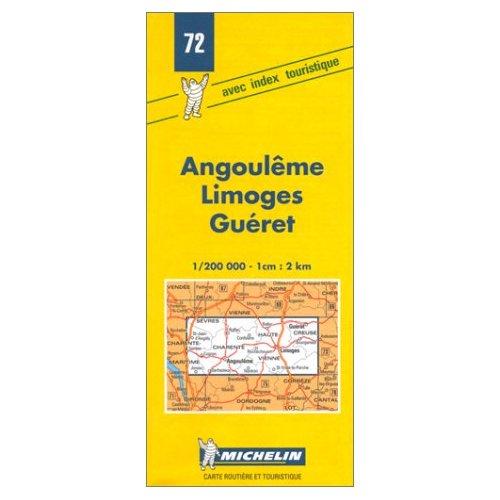ANGOULEME/LIMOGES/GUERET