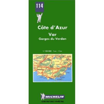 COTE D'AZUR/VAR/GORGES DU VERDON