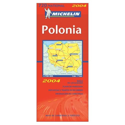 AED POLOGNE 2004  1/700.000