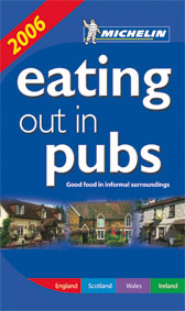 EATING OUT IN PUBS