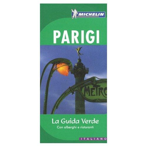 GUIDE VERT PARIS - ITALIEN