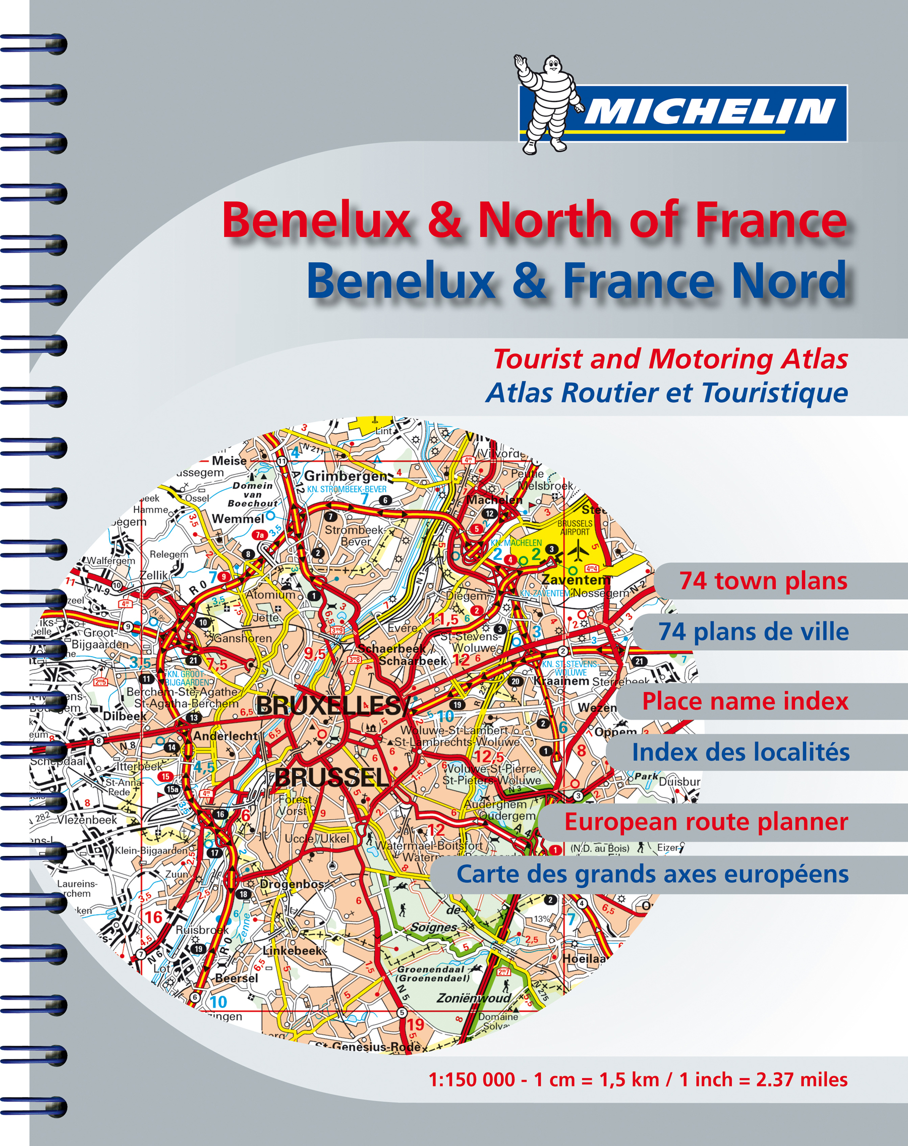 ATLAS BENELUX, NORTH OF FRANCE-FCE NORD 2011
