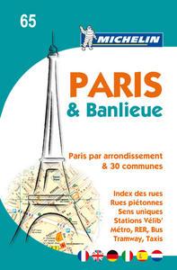 PARIS & BANLIEUE, PAR ARRONDISSEMENT ET 30 COMMUNES (RELIE)