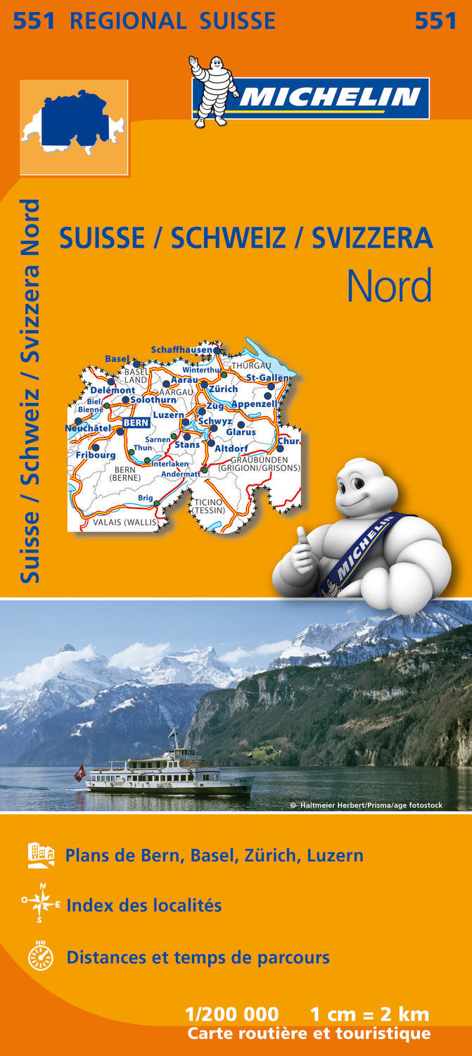 CR 551 SUISSE NORD