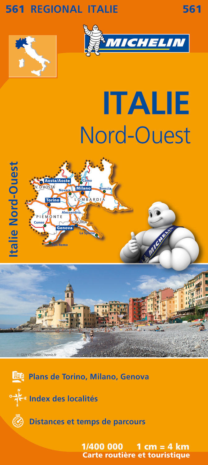 CR 561 ITALIE NORD-OUEST