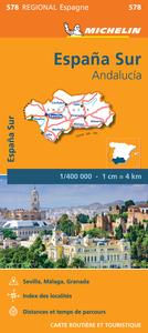 ESPANA SUR : ANDALUCIA