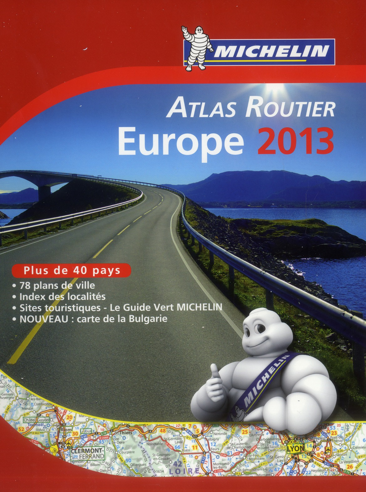 ATLAS EUROPE PF/SPIRALES 2013