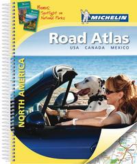 ROAD ATLAS NORTH AMERICA