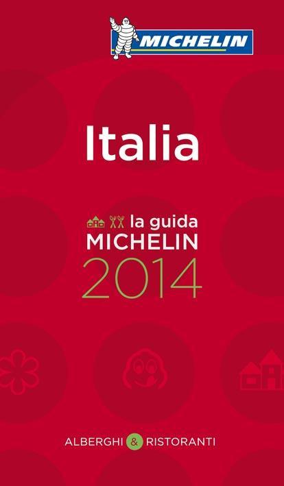 GUIDE MICHELIN ITALIE 2014 EN ITALIEN
