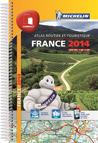 ATLAS FRANCE COMPACT SPIRALE 2014
