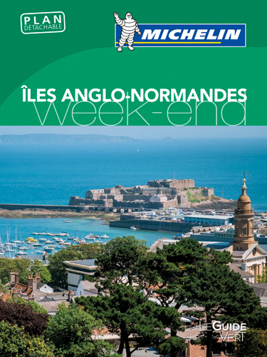 GUIDE VERT WEEK-END ILES ANGLO-NORMANDE
