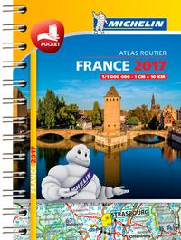 MINI ATLAS FRANCE 2017