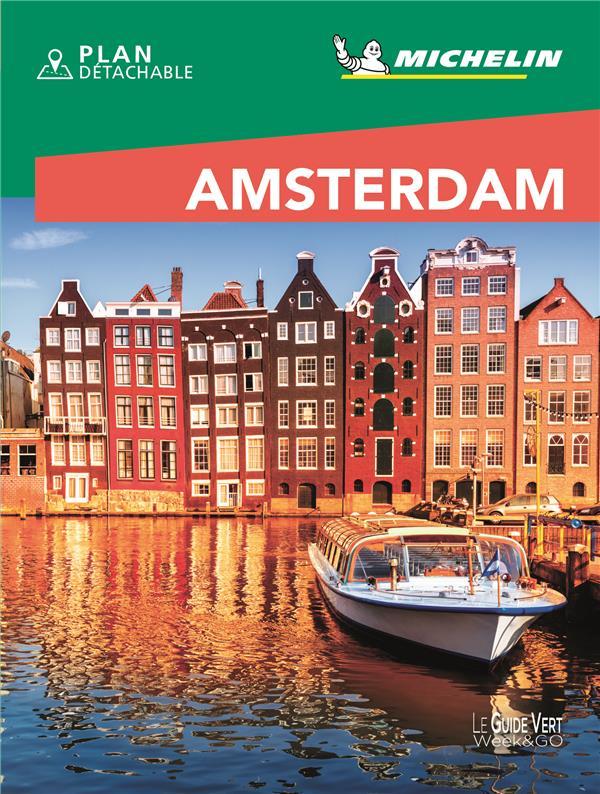 Guide vert week end amsterdam