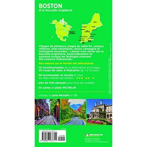 GV BOSTON ET NVL ANGLETERRE