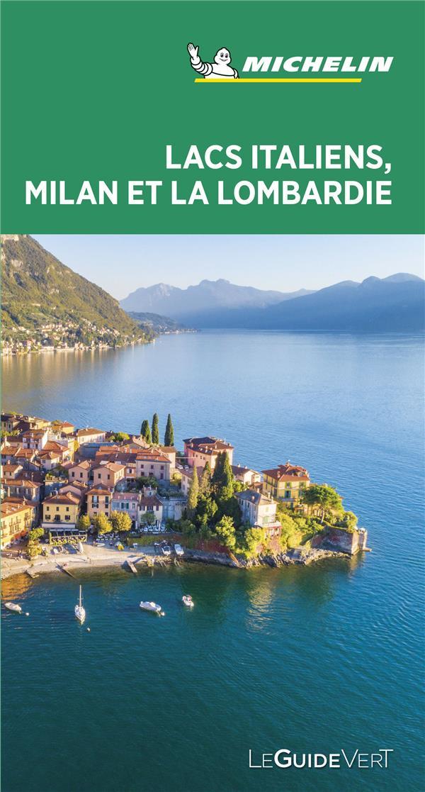 Milan et region des lacs italiens