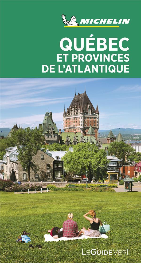 Quebec et provinces de l'atlantique