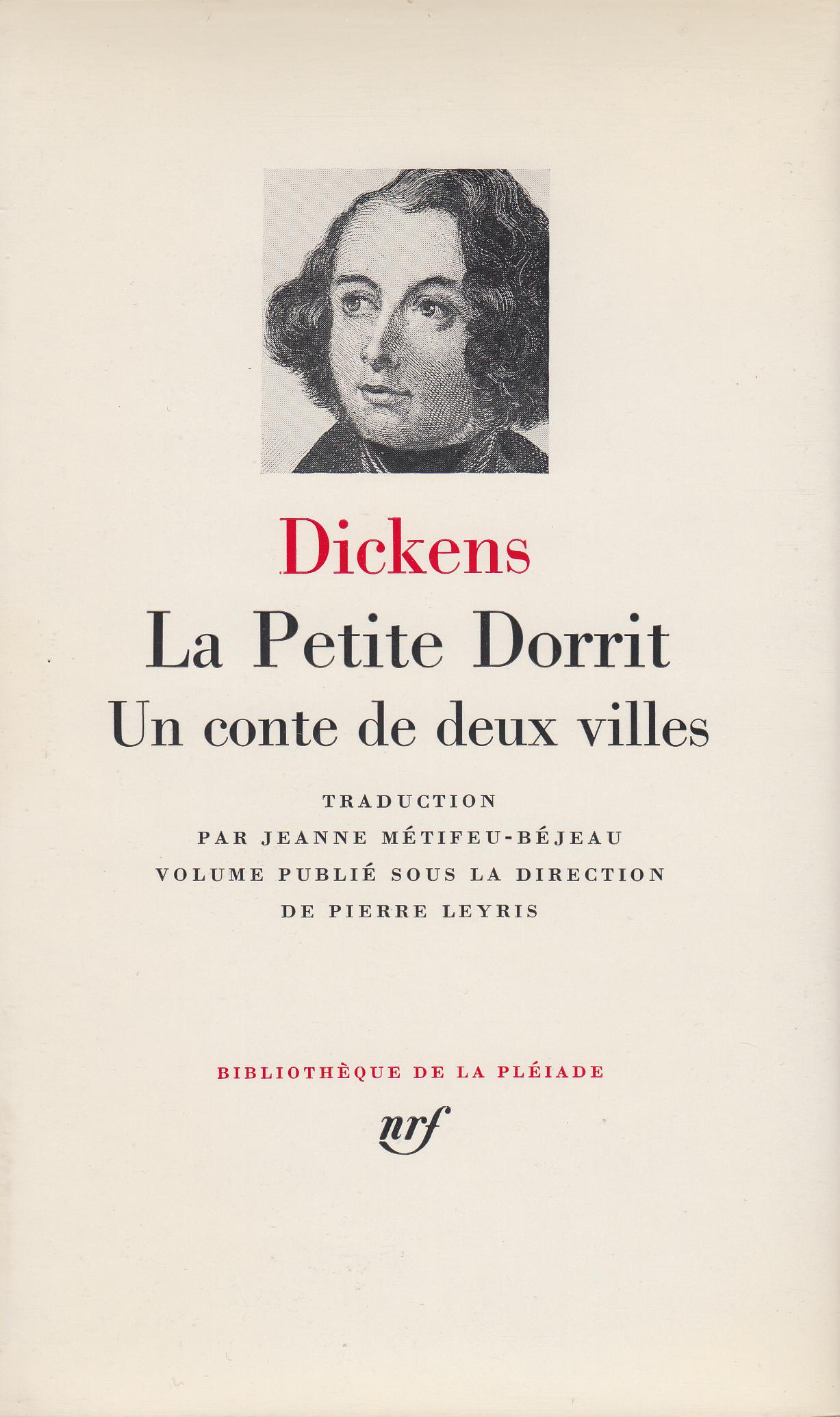 La Petite Dorrit - Un Conte de deux villes