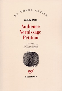 AUDIENCE - VERNISSAGE - PETITION