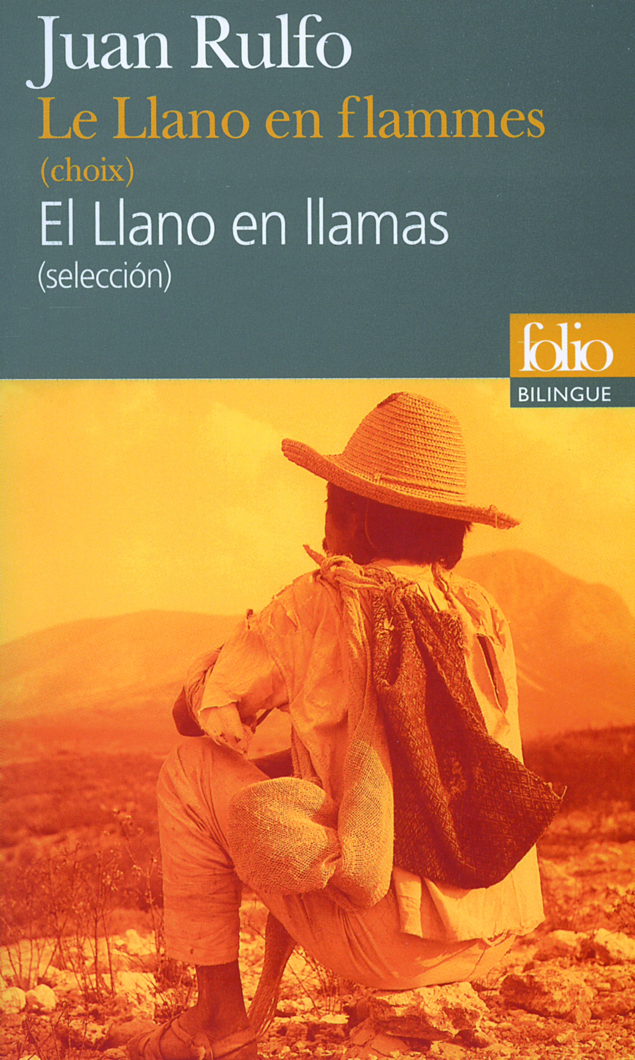 LE LLANO EN FLAMMES (CHOIX)/EL LLANO EN LLAMAS (SELECCION)