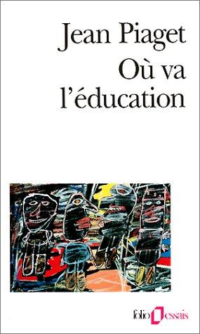OU VA L'EDUCATION