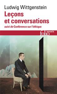 LECONS ET CONVERSATIONS SUR L'ESTHETIQUE, LA PSYCHOLOGIE ET LA CROYANCE RELIGIEUSE / CONFERENCE SUR
