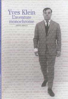 YVES KLEIN - L'AVENTURE MONOCHROME