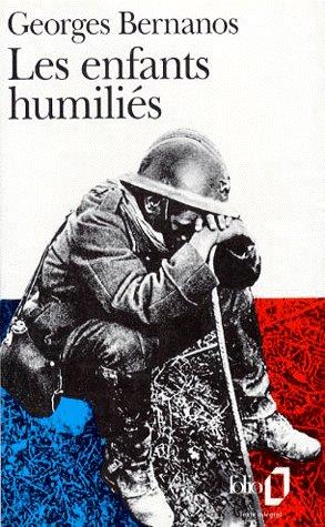 Les enfants humilies - journal 1939-1940