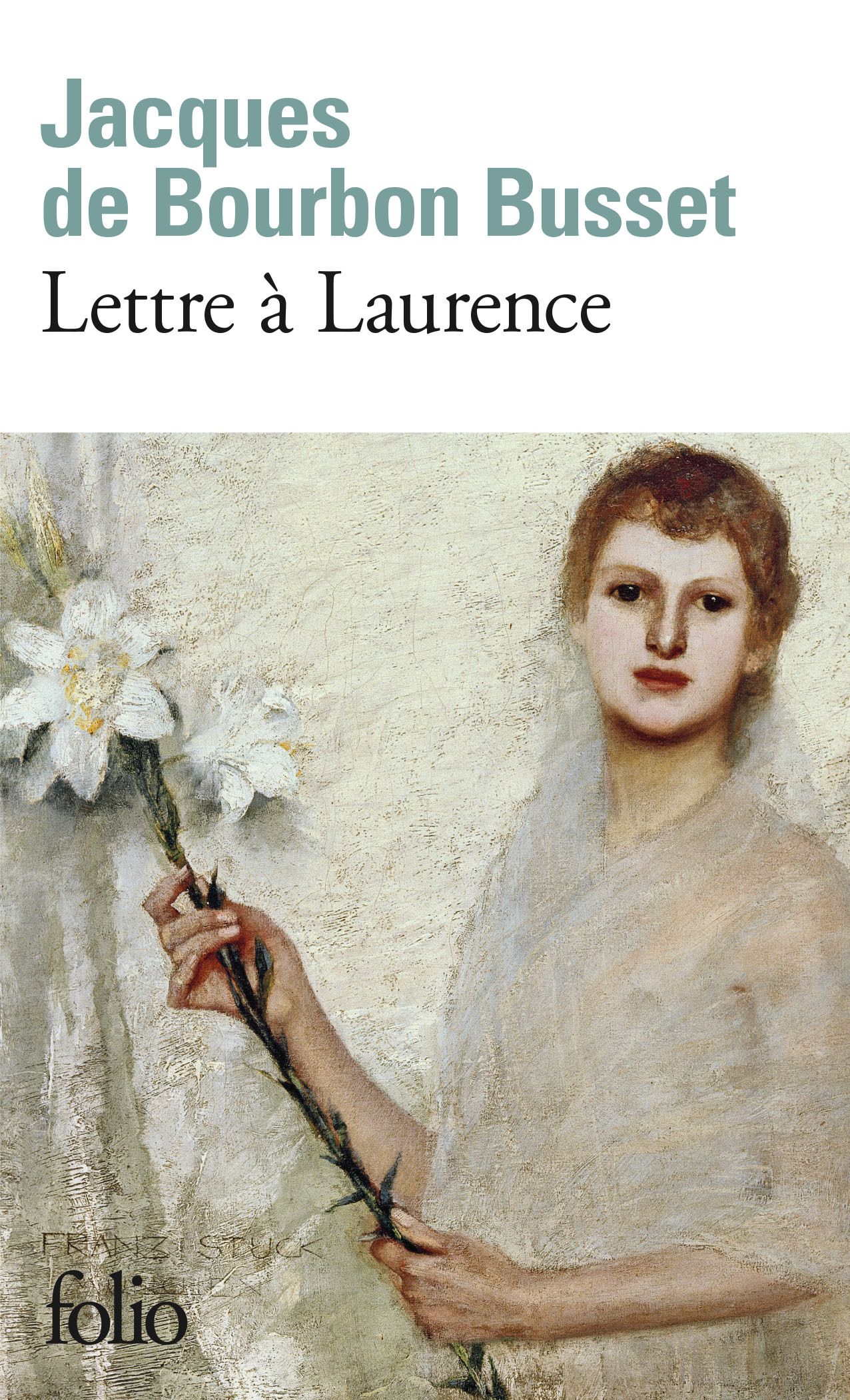 LETTRE A LAURENCE