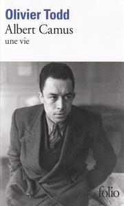 ALBERT CAMUS - UNE VIE