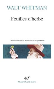 FEUILLES D'HERBE
