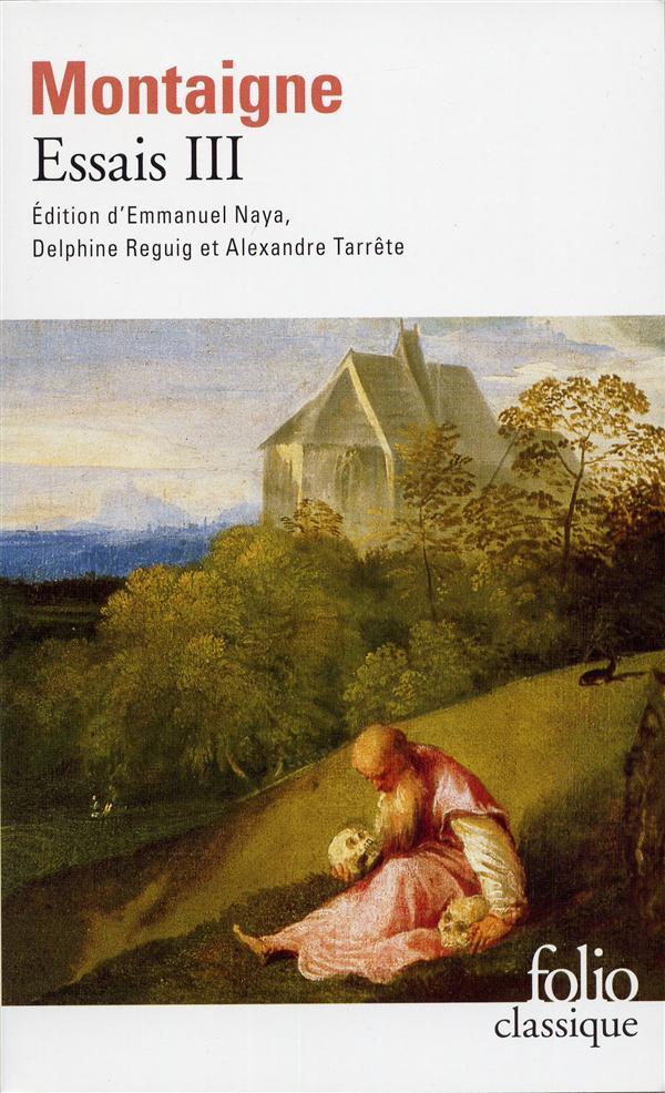 Essais - vol03 - livre troisieme