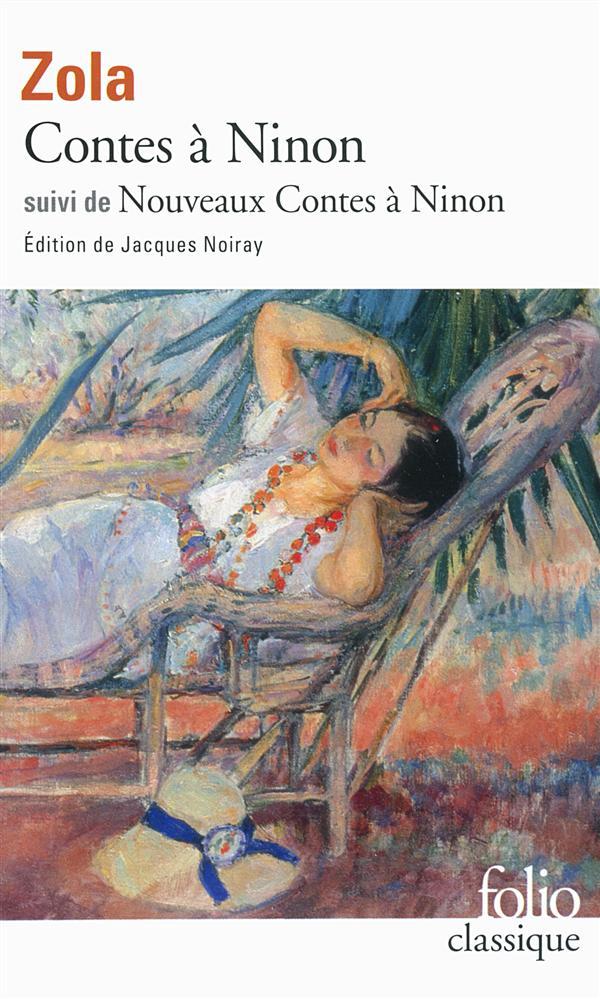 Contes a ninon/nouveaux contes a ninon