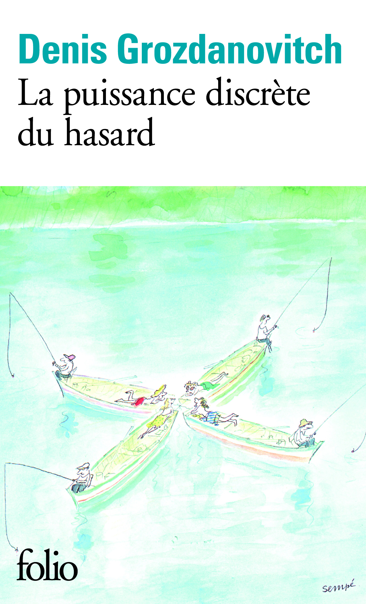 LA PUISSANCE DISCRETE DU HASARD