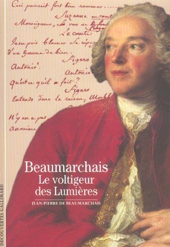 BEAUMARCHAIS - LE VOLTIGEUR DES LUMIERES