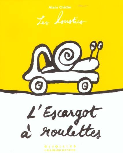 L'ESCARGOT A ROULETTES