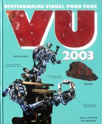 VU 2003 - DICTIONNAIRE VISUEL POUR TOUS