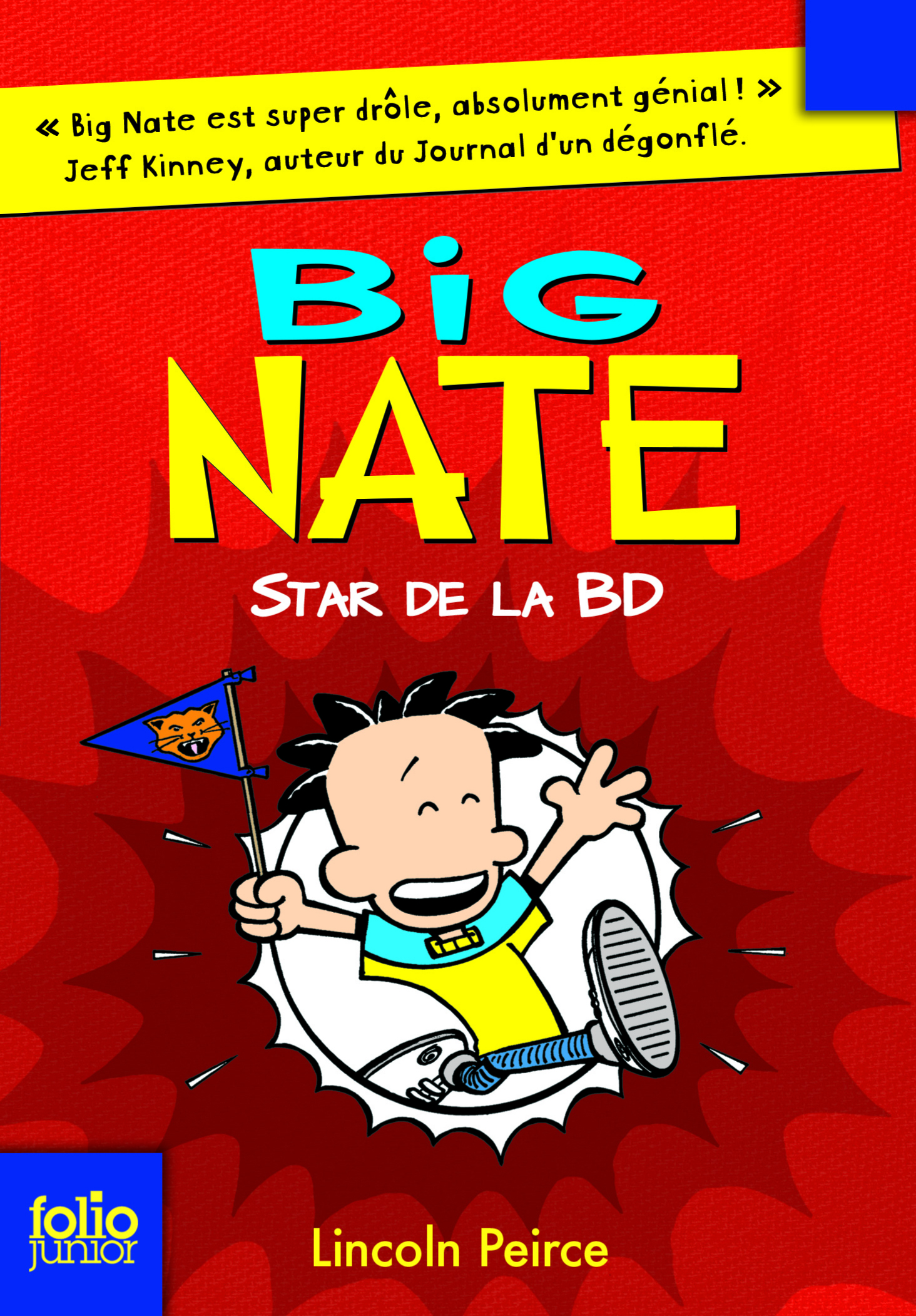BIG NATE STAR DE LA BD