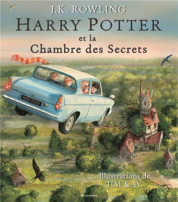 HARRY POTTER, II : HARRY POTTER ET LA CHAMBRE DES SECRETS