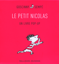 LE PETIT NICOLAS - UN LIVRE POP-UP