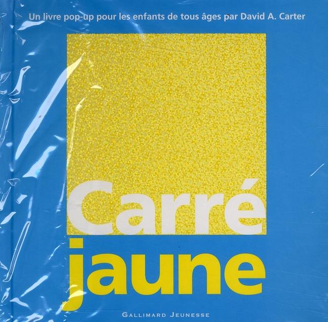 CARRE JAUNE