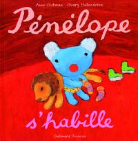 PENELOPE S'HABILLE