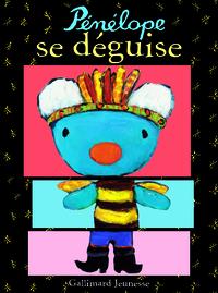 PENELOPE SE DEGUISE